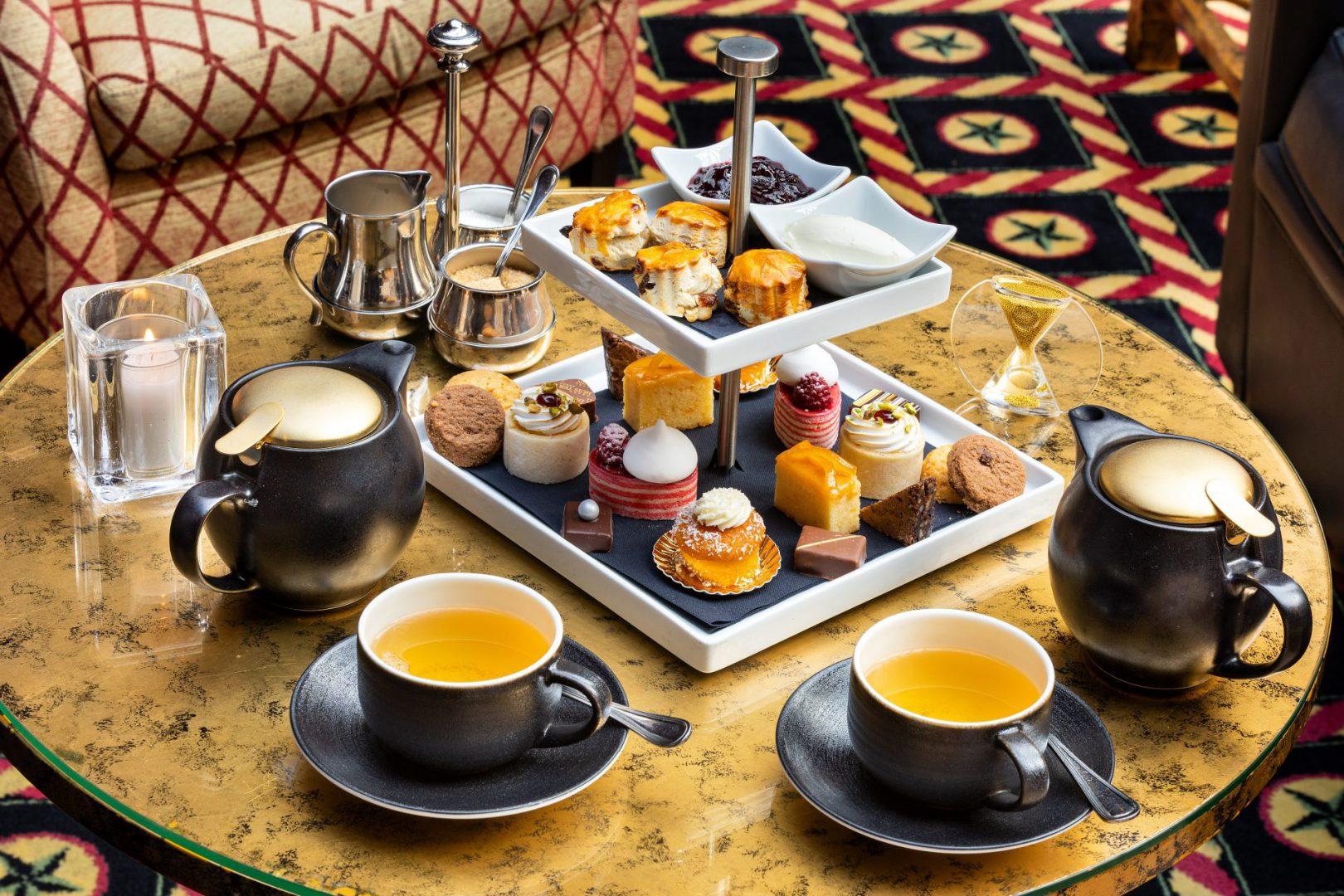 Koninklijke High Tea