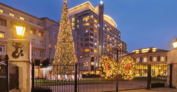 Kerst bij Grand Hotel Huis ter Duin