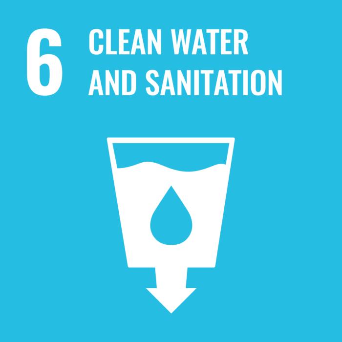 6. Schoonwater en sanitair