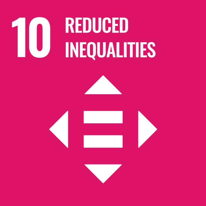 10. Ongelijkheid verminderen