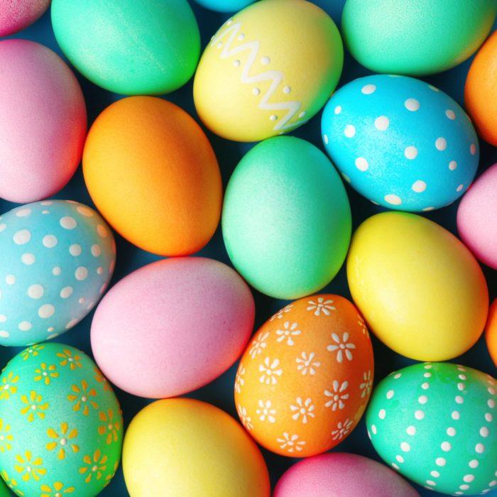 Feiern Sie Ostern Auf see