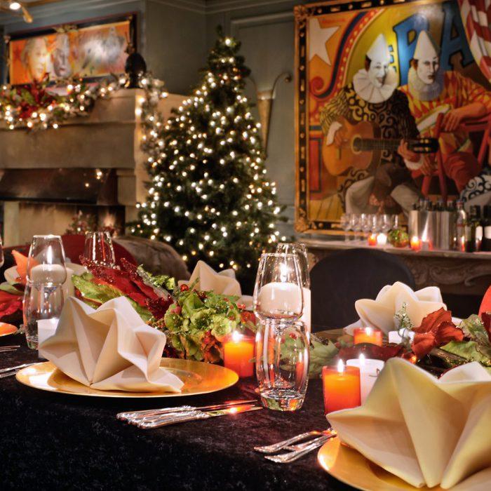 Familiebrunch – Kerst aan Zee