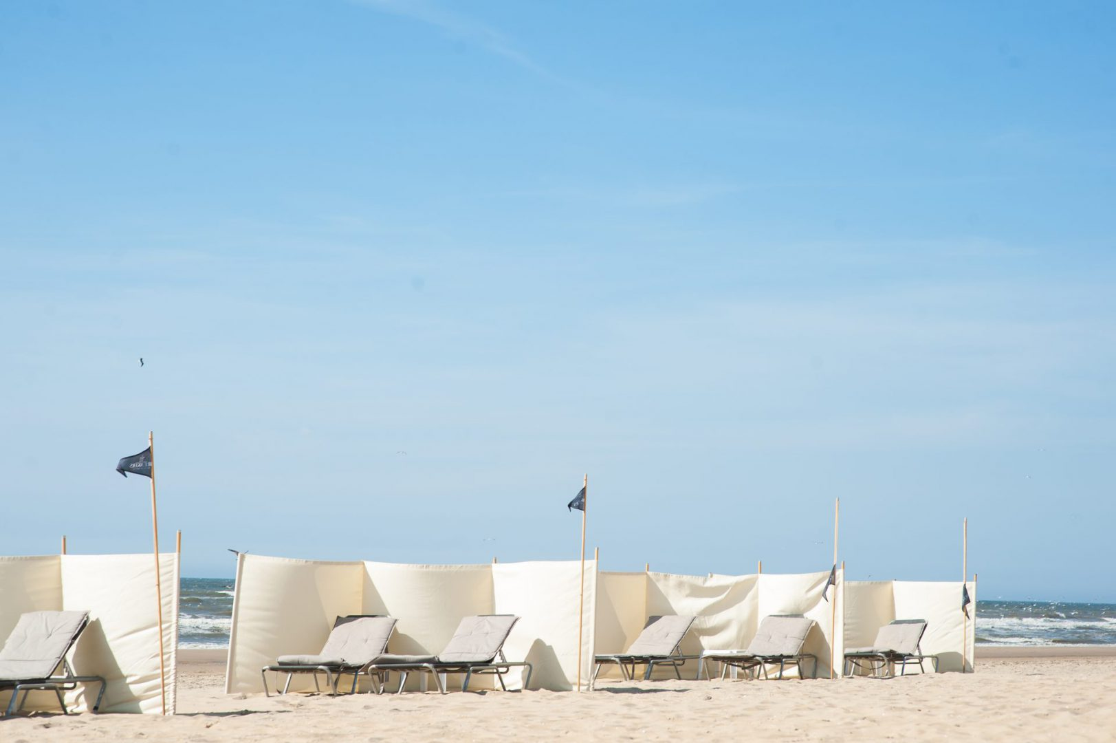 Stranddag bij Breakers Beach House