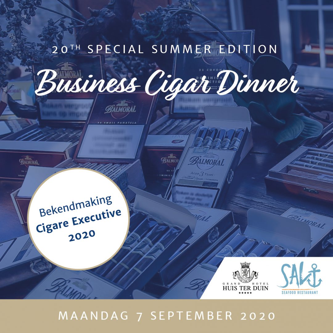 Business Cigar Dinner