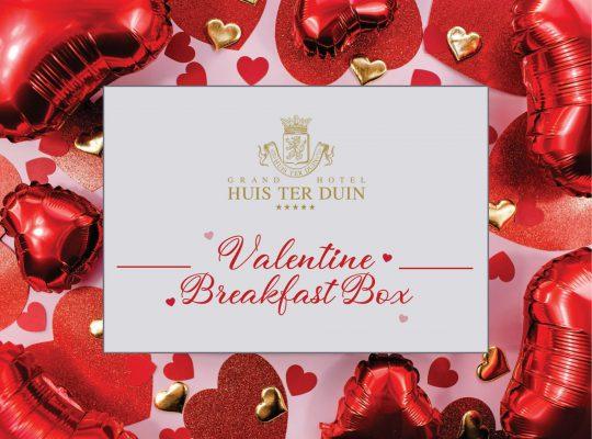 Huis ter Duin's Valentine Breakfast Box