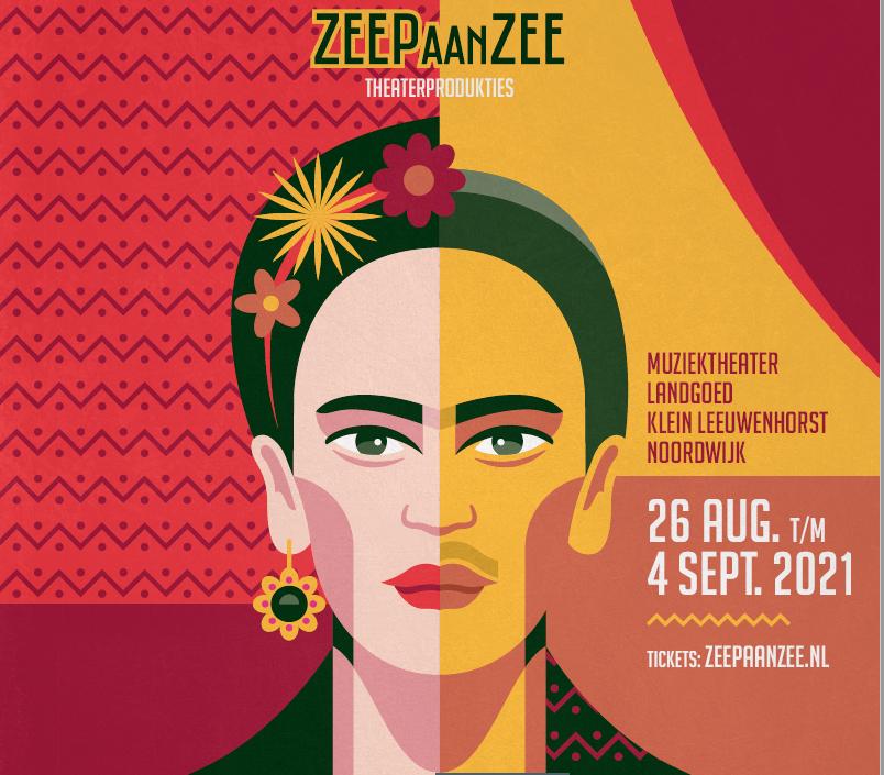 Zeep aan Zee: Frida Kahlo con amor